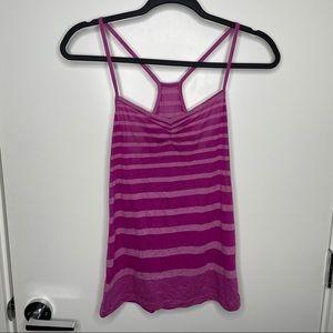 🎁4/20$🎁 Alo yoga striped tank